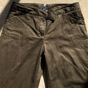 Brown Tommy Hilfiger casual pants